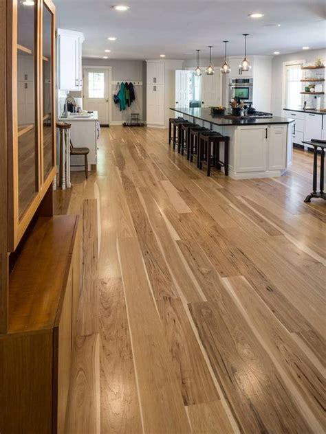 hickory william  henry wide plank floors