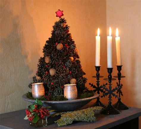 Pine Cone Christmas Tree · How To Make A Christmas Tree