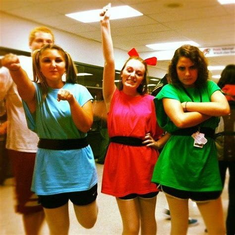 17 Best Images About Powerpuff Girls Halloween Costumes On