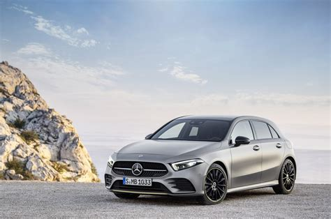2018 Mercedesamg A35 And A45 Confirmed  Mercedes Reveals