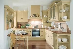 Cream Kitchen Interior Decor - StyleHomes net