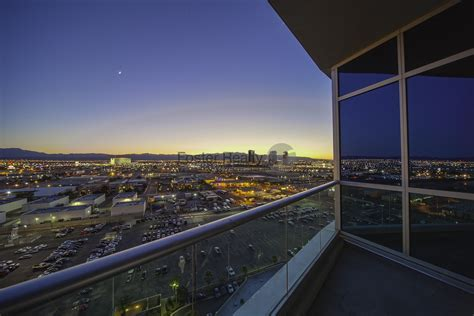 Stunning Panorama Towers luxury condo with strip and