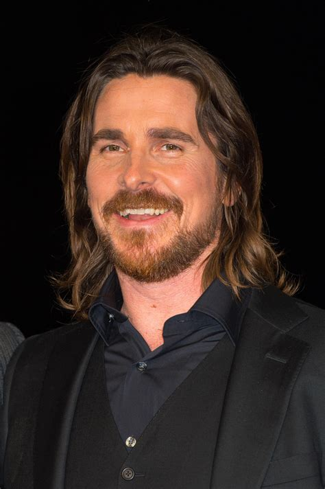 christian bale says his mortality staring him the
