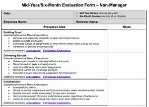 70 fabulous free employee performance review templates With mid year review template
