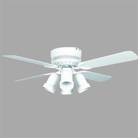 concord fans hugger series   indoor white ceiling fan