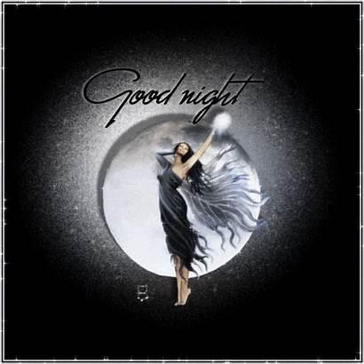 Night Graphics Scraps Goodnight Orkut Myspace Glitter