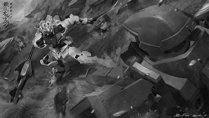 Gundam Barbatos Wallpapers