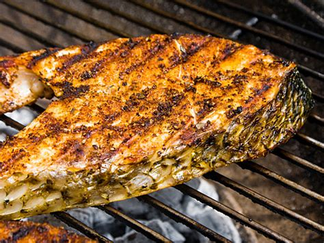How To Grill Skinless Fish Fillets Or Steaks  Serious Eats
