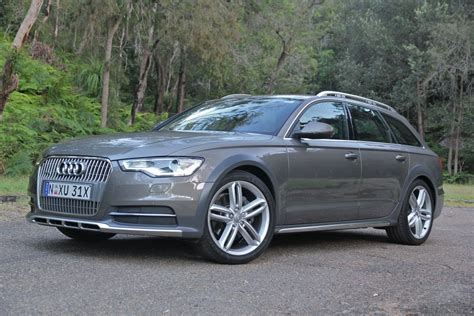 Audi A6 Review by 2013 Audi A6 Allroad Review Caradvice