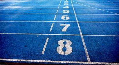 Track Running Numbers Wallpapers 4k Sports Backgrounds