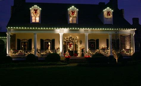 simple elegant christmas lights outside outdoor lighting perspectives of northern ohio is putting