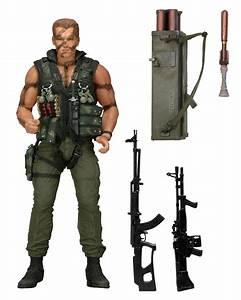 """Commando 7"""" Scale Action Figure 30th Anniversary Ultimate"""