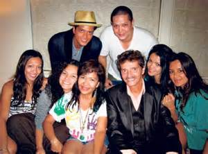 Bruno Mars Parents and Family