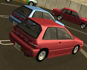 Gred  Toyota Starlet Ep82