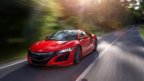 2017 Honda Nsx Wallpapers & Hd Images Wsupercars