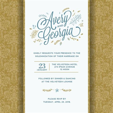 exceptionally thoughtful    wedding invitations