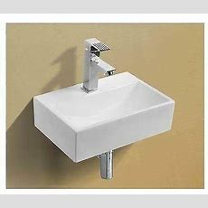 Small Cloakroom Basins Ebay