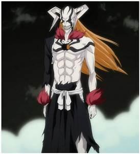 Anime Venus: New Hollow Form Kurosaki Ichigo