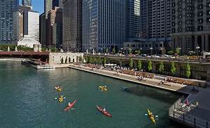 Chicago Riverwalk To Transform The City39s Urban Experience