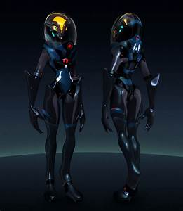 Hydra space suit design by K4ll0 on DeviantArt