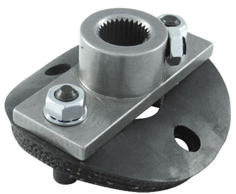 borgeson universal company vibration reducers steering coupler   spline  disc