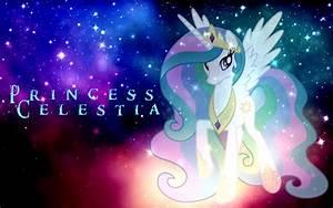 MLP: Princess Celestia [Wallpaper] by Dovahbruh on DeviantArt