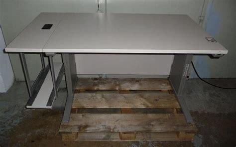 Schreibtisch Elektrisch Höhenverstellbar, Tisch, Oka
