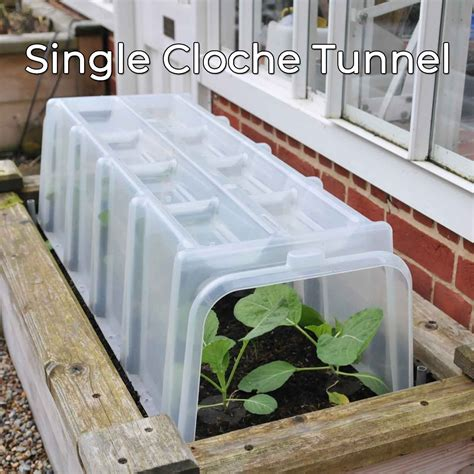 mini greenhouse cloche tunnels harrod horticultural uk