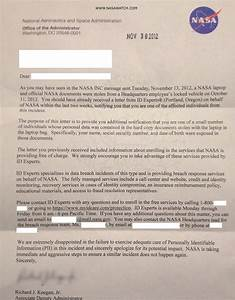 NASA Cover Letter - Pics about space