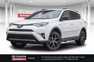 4 4 Toyota Occasion : 2017 toyota rav 4 hybride se hybrid d 39 occasion vendre spinelli toyota lachine demo 17t0249 ~ Medecine-chirurgie-esthetiques.com Avis de Voitures