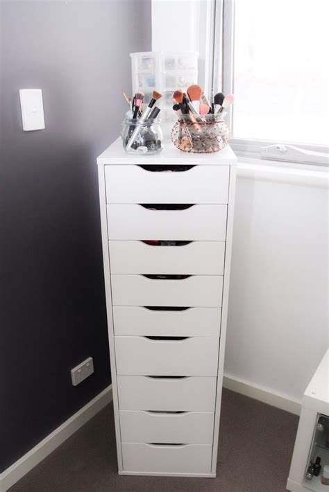 Alex Ikea 9 Drawer - alex drawer unit with 9 drawers white ikea in 2019
