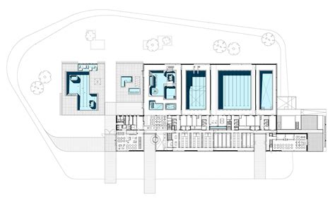 plan for swimming pool multifunctional swimming pool complex de geusselt slangen koenis architects archdaily