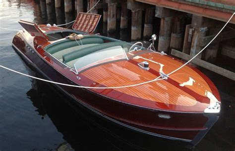 Riva Classic Wooden Boats by Port Carling Boats Antique Classic Wooden Boats For Sale