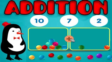 addition with manipulatives basic math counting 1 15 380 | maxresdefault