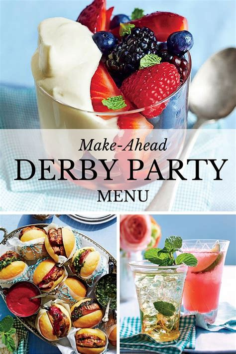 kentucky derby menu ideas 17 best images about carolina cup on pinterest melbourne cup kentucky derby party ideas and