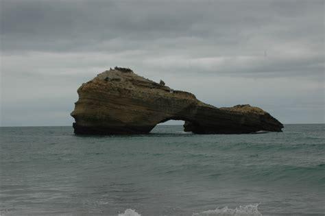 plage chambre d amour anglet géologie de la côte basque siges aquitaine 2018