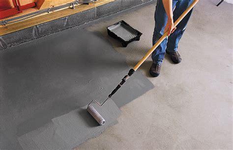 Paint a Concrete Floor   Vaughan Woodbridge Paint Store