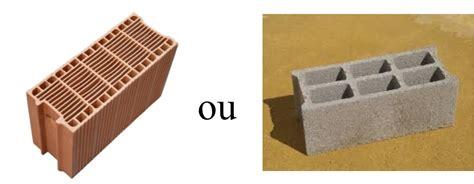Faut-il Choisir La Brique Ou Le Parpaing ?
