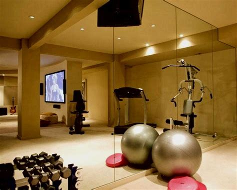 home stylish workout space   build  house