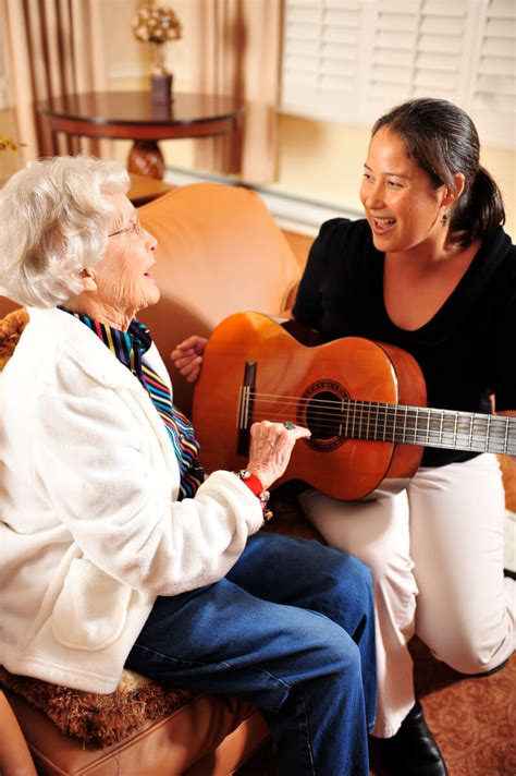 Music Therapy  Living Spirit Therapy Services