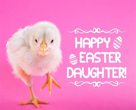 happy easter daughter  family ecards greeting cards