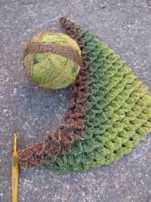 Free Crocodile Stitch Crochet Pattern