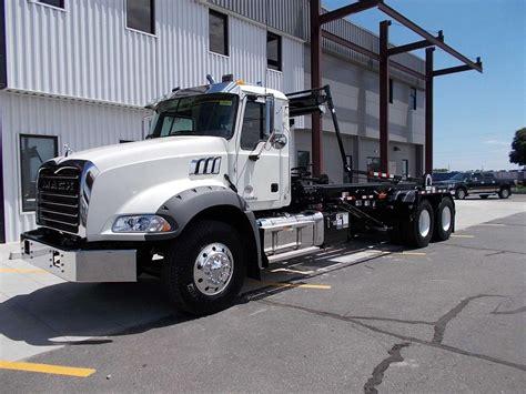 mack granite gu813 garbage trucks for sale used trucks on