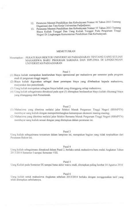 Herunterladen Contoh Surat Dispensasi Kuliah Uang Kuliah