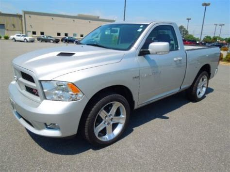 2012 Dodge Ram 1500 Specs by 2012 Dodge Ram 1500 Sport R T Regular Cab Data Info And