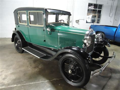 1928 Ford Model A by 1928 Ford Model A Classic Cars