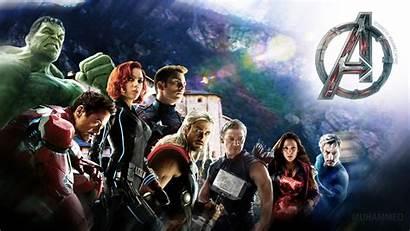 Avengers Marvel Ultron Age Wallpapers Desktop Marvels