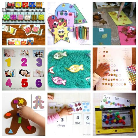 20 learning activities and printables for 2 year olds