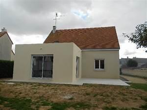 Maison Ossature Bois Toit Plat : extension de maison avec toit plat ~ Melissatoandfro.com Idées de Décoration