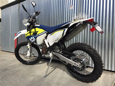 Husqvarna Fe 350 Photo by 2016 Husqvarna Fe 350 S Motorcycles Escondido California